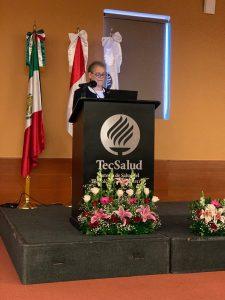 Dr. Linda Snell at IMELF-MCC