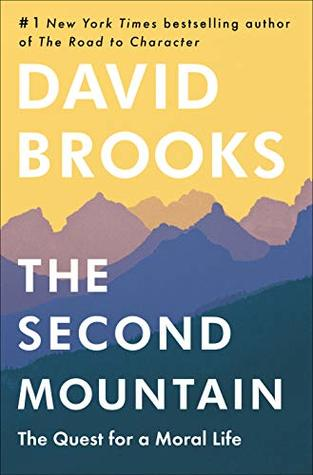 Book cover: The Second Mountain