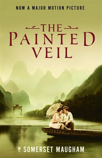 Book cover: The Painted Veil