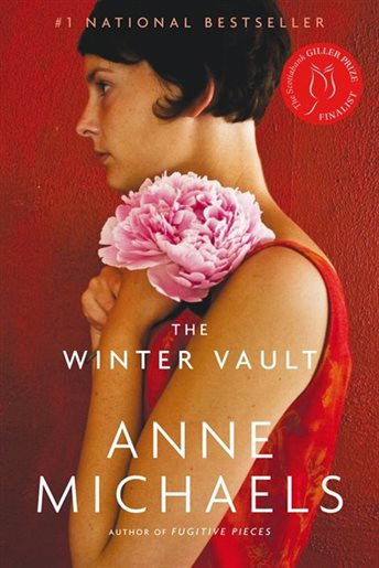 Book cover: The Winter Vault