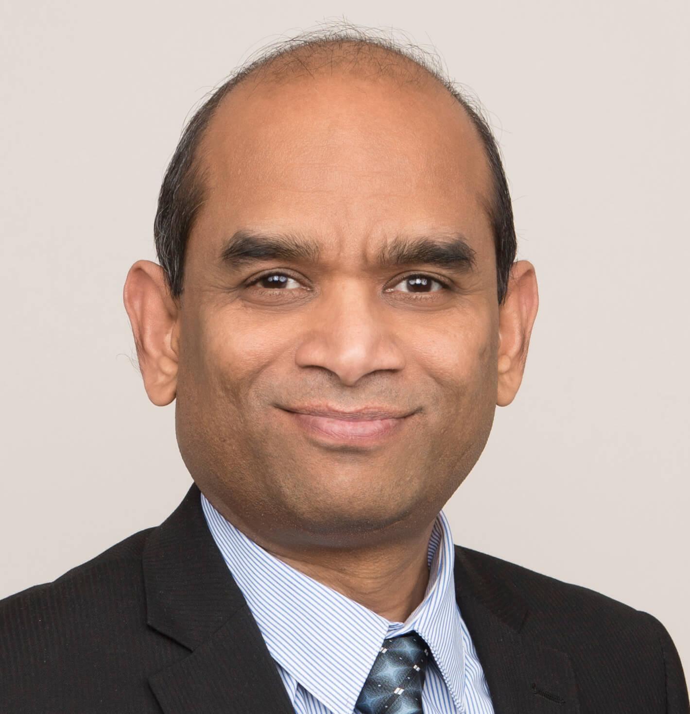 Dr. Prakeshkumar Shah, FRCPC