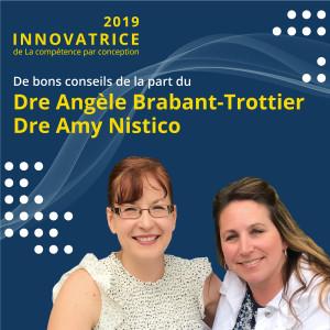 Dre Brabant-Trottier et Dre Nicastro