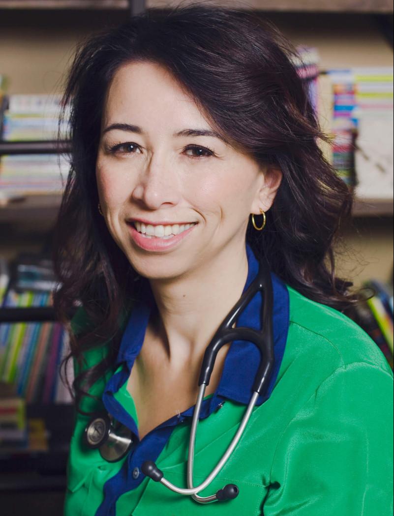 Dr. Jenny Basran, FRCPC