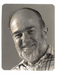 Le Dr John Last en 1982 (Photo : Julie Paul)