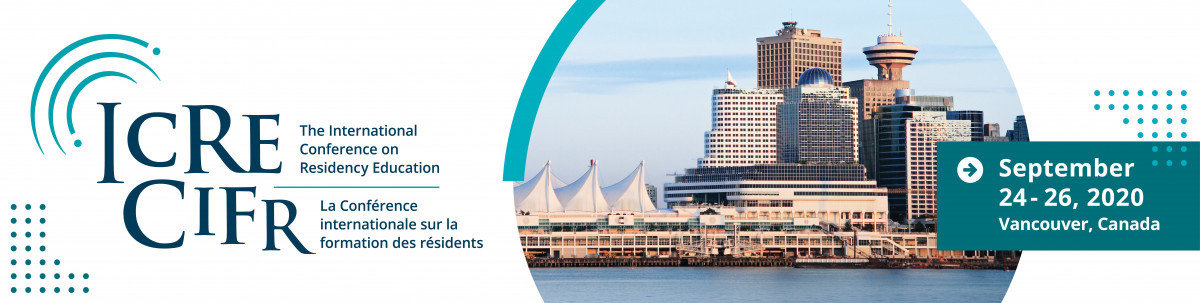 Get ready for ICRE 2020 in beautiful Vancouver